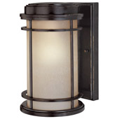 Craftsman/Mission La Mirage Energy Star Outdoor Wall Sconce - Dolan Designs 9205-68