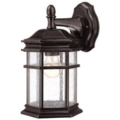 Craftsman/Mission Barlow Outdoor Wall Sconce - Dolan Designs 9230-68