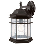 Craftsman/Mission Barlow Outdoor Wall Sconce - Dolan Designs 9235-68