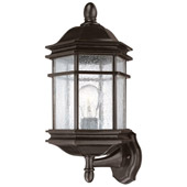 Craftsman/Mission Barlow Outdoor Wall Sconce - Dolan Designs 9236-68