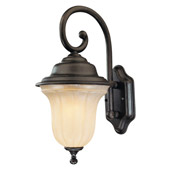 Traditional Helena Outdoor Wall Sconce - Dolan Designs 9275-68