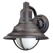 Traditional Bayside Outdoor Wall Sconce - Dolan Designs 9285-68