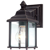 Traditional Charleston Outdoor Wall Sconce - Dolan Designs 930-20
