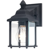 Traditional Charleston Outdoor Wall Sconce - Dolan Designs 930-50