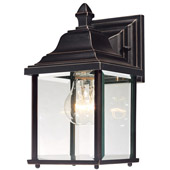 Traditional Charleston Outdoor Wall Sconce - Dolan Designs 931-20