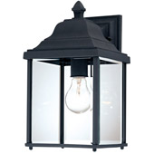 Traditional Charleston Outdoor Wall Sconce - Dolan Designs 935-50