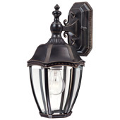 Traditional Roseville Outdoor Wall Sconce - Dolan Designs 951-20