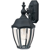 Traditional Roseville Outdoor Wall Sconce - Dolan Designs 951-50