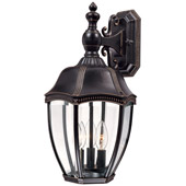 Traditional Roseville Outdoor Wall Sconce - Dolan Designs 954-20