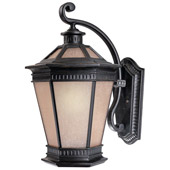 Traditional Vintage Energy Star Outdoor Wall Sconce - Dolan Designs 9798-68