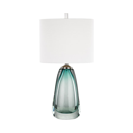 ELK Home D3162 Ms. Aqua Table Lamp