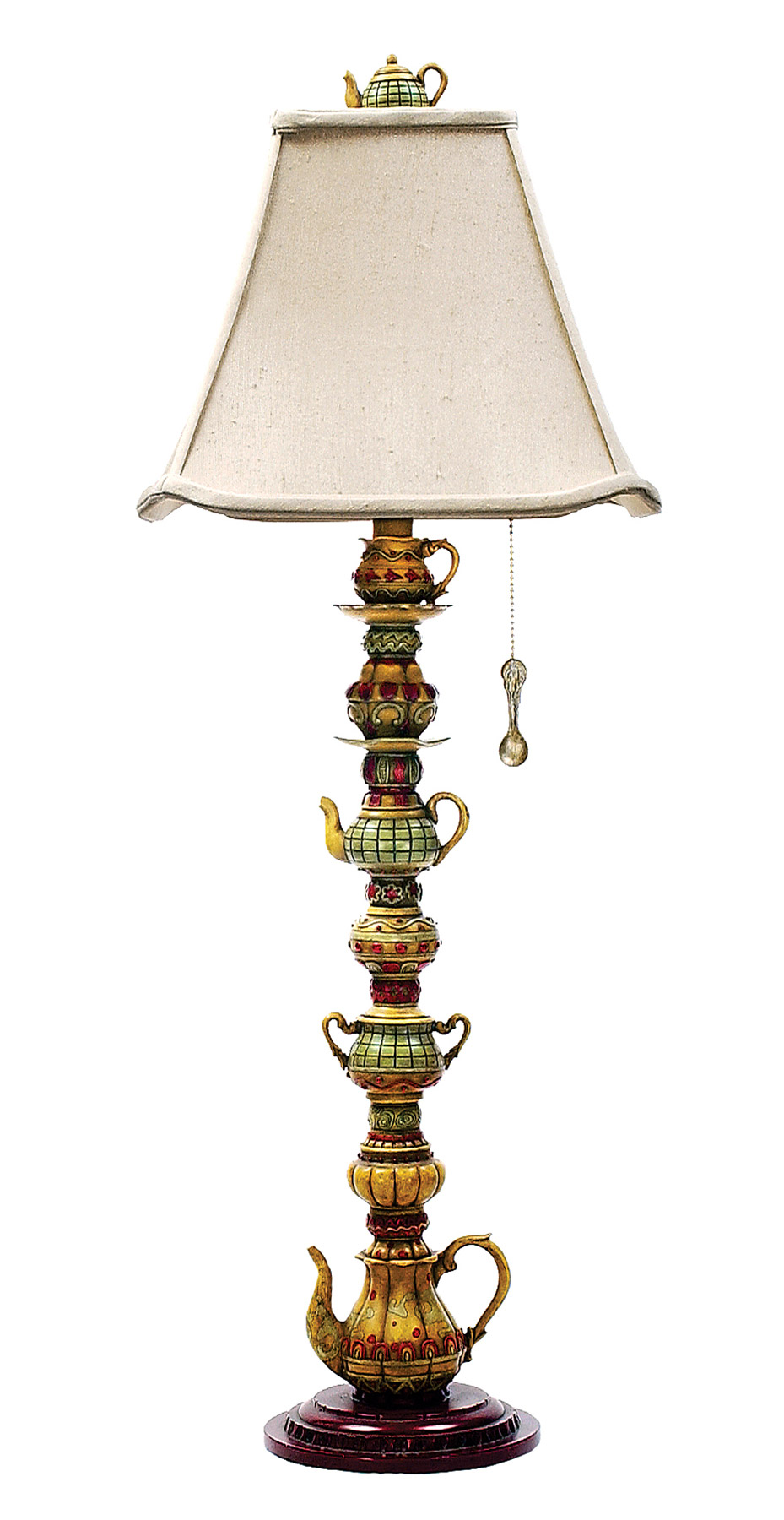 Dimond 91 253 Tea Service Candlestick Buffet Lamp