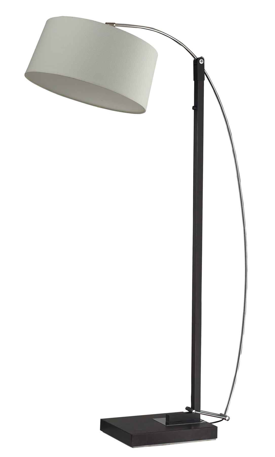 dimond d2183 logan square adjustable arc floor lamp - Arc Floor Lamps