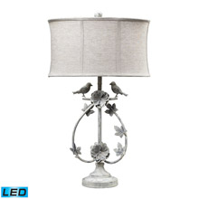 ELK Home 113-1134-LED Saint Louis Heights LED Table Lamp in Antique White