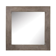 ELK Home 157-001 Cubo Cement Mirror