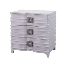 ELK Home 7011-1048 Poland 3 Drawer Chest