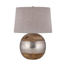 ELK Home 8983-020 German Silver Table Lamp