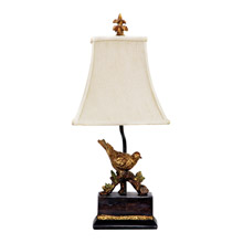 Dimond 91-171 Perching Robin Table Lamp