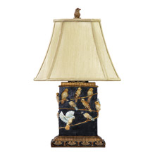 ELK Home 93-530 Birds On A Branch Table Lamp