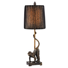 ELK Home D2477 Aston Monkey Table Lamp