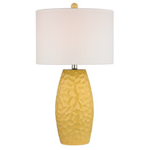 ELK Home D2500 Selsey Ceramic Table Lamp