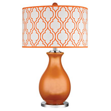 Dimond D2511 Thatcham Glass Table Lamp