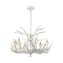 ELK Home D3317 Big Sky 6 Light Chandelier