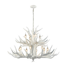 ELK Home D3318 Big Sky 12 Light Chandelier