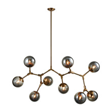 ELK Home D3564 Synapse Linear Chandelier