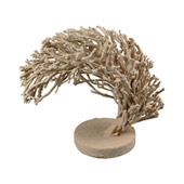 Wistman's Wood Wistmans Wood Decorative Stand - Coral - Dimond 2181-046