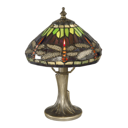 home lamps table lamps accent lamps dale tiffany 7601 521. Black Bedroom Furniture Sets. Home Design Ideas