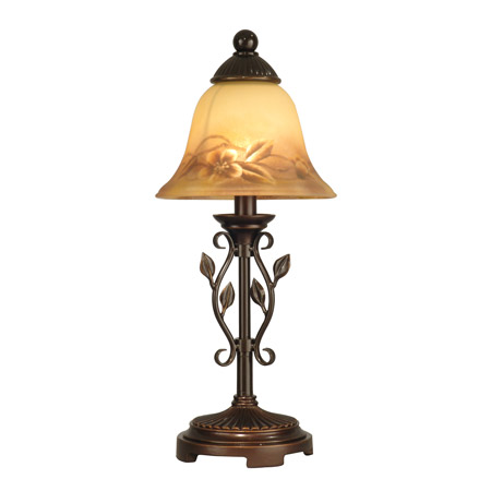Dale Tiffany Ta80540 Leaf Vine Mini Accent Lamp