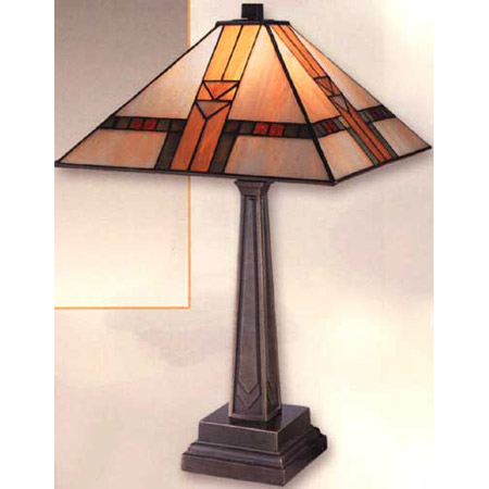 Dale Tiffany 8655 551 Table Lamp