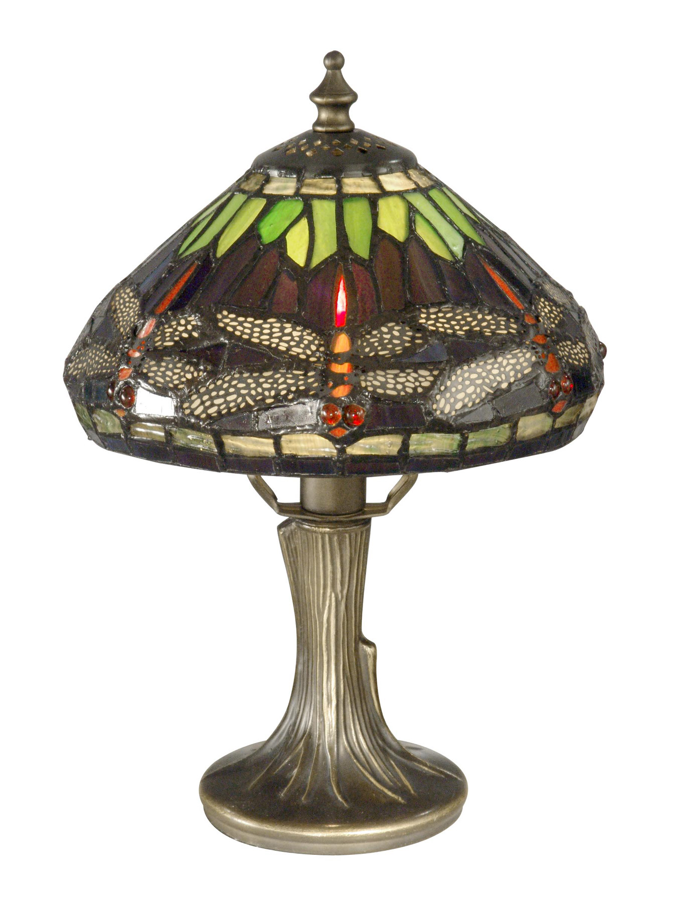Dale Tiffany 7601 521 Tiffany Hanging Head Dragonfly Table