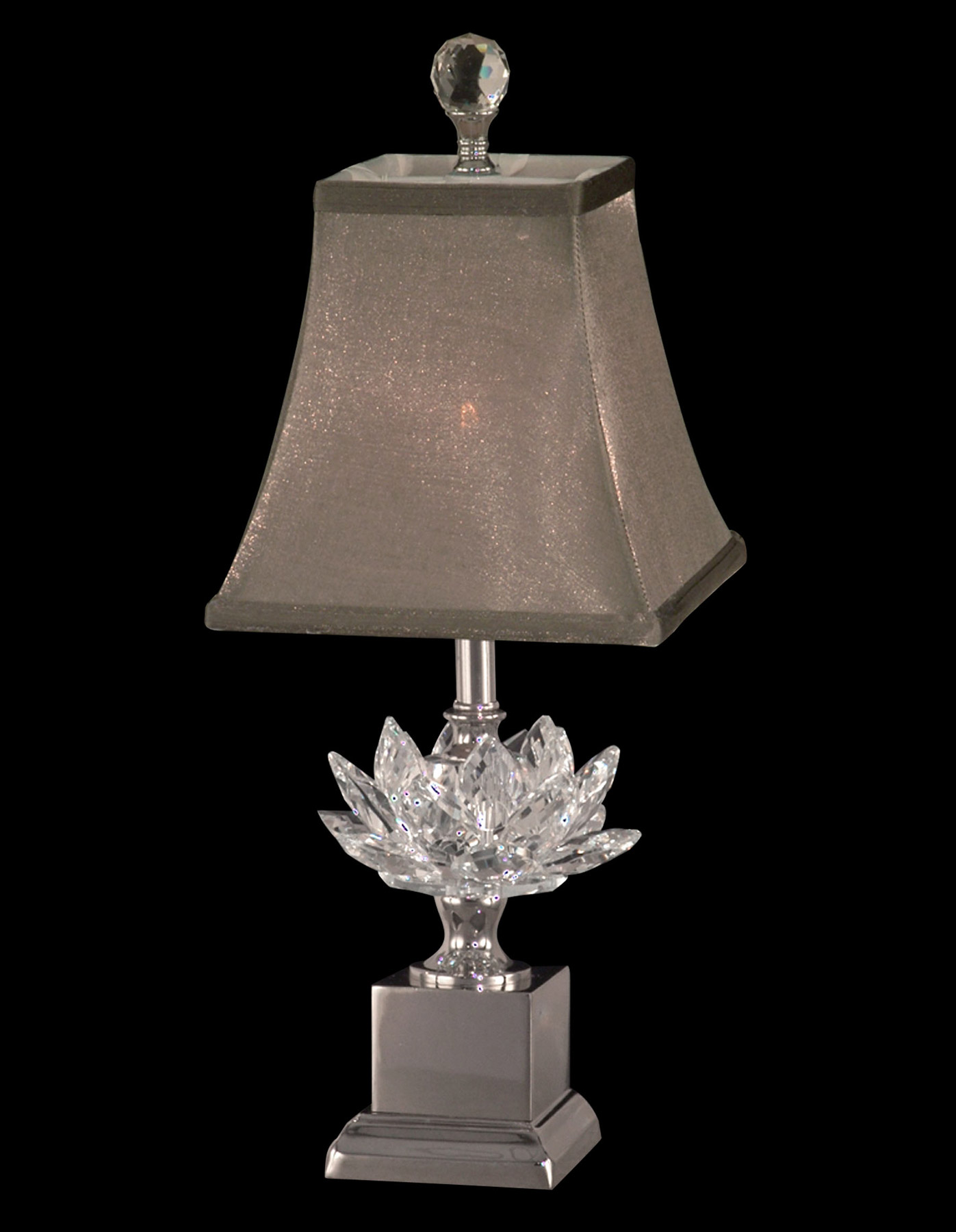 Dale Tiffany Ga11211 Crystal Lucinda Accent Lamp