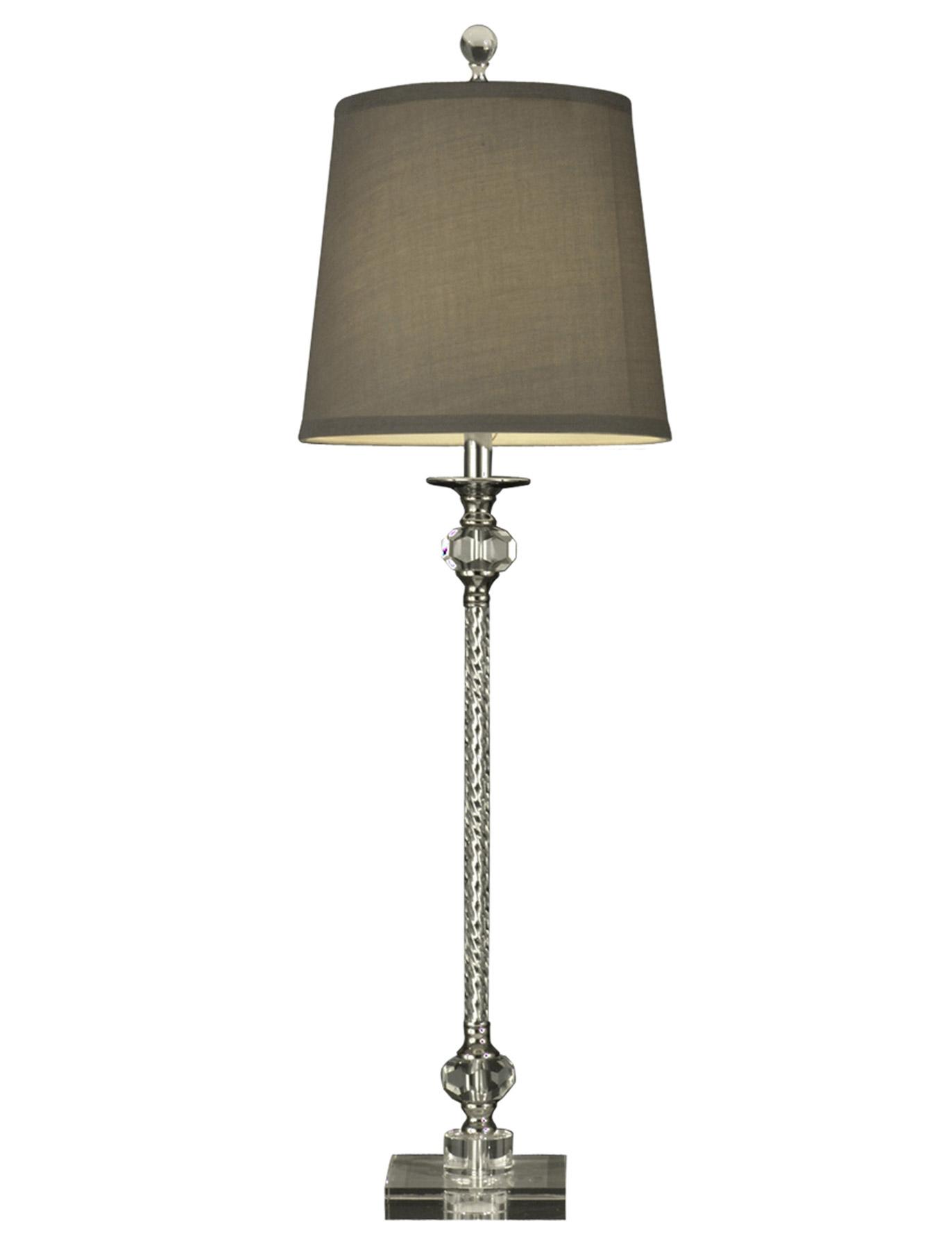 dale tiffany gb12002 crystal allister buffet lamp. Black Bedroom Furniture Sets. Home Design Ideas