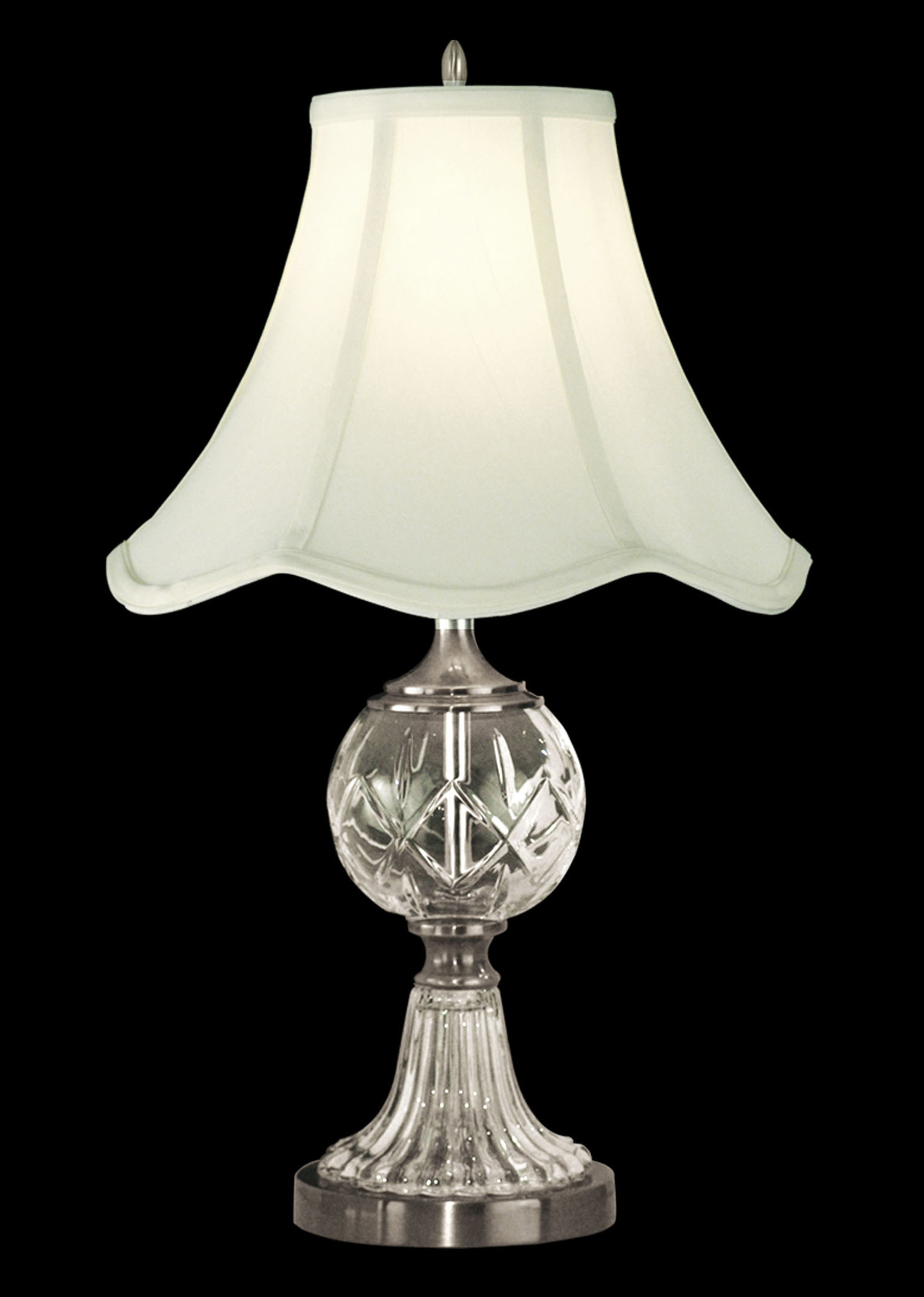 Dale Tiffany Gt10356 Crystal Table Lamp