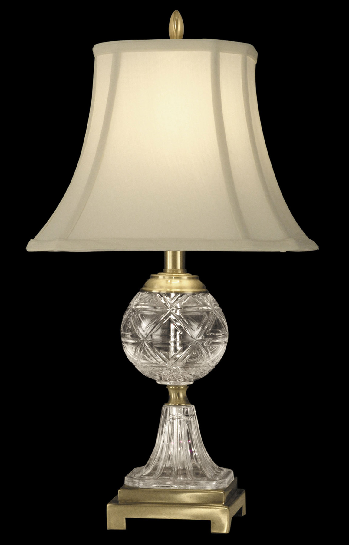 Dale Tiffany GT10370 Crystal Table Lamp