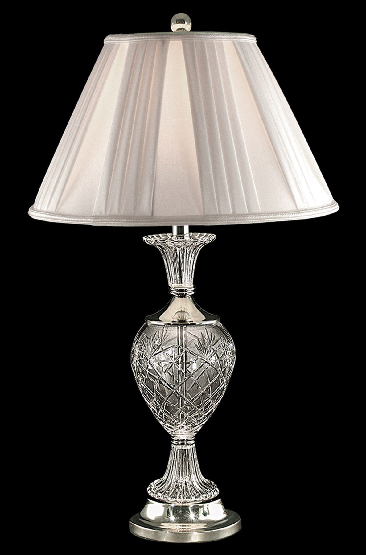 Dale Tiffany Gt70463 Crystal Table Lamp