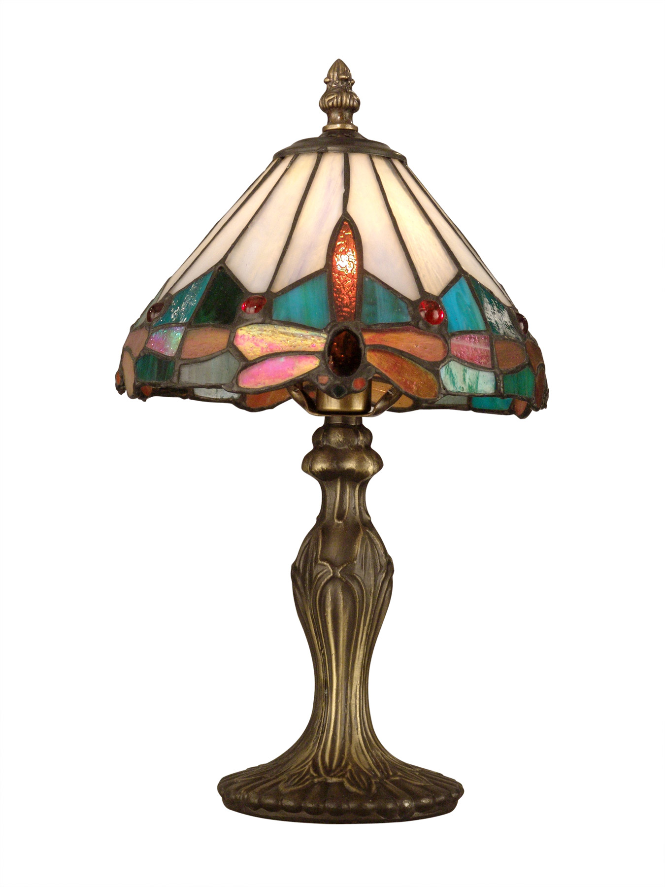 home lamps table lamps accent lamps dale tiffany ta10606. Black Bedroom Furniture Sets. Home Design Ideas