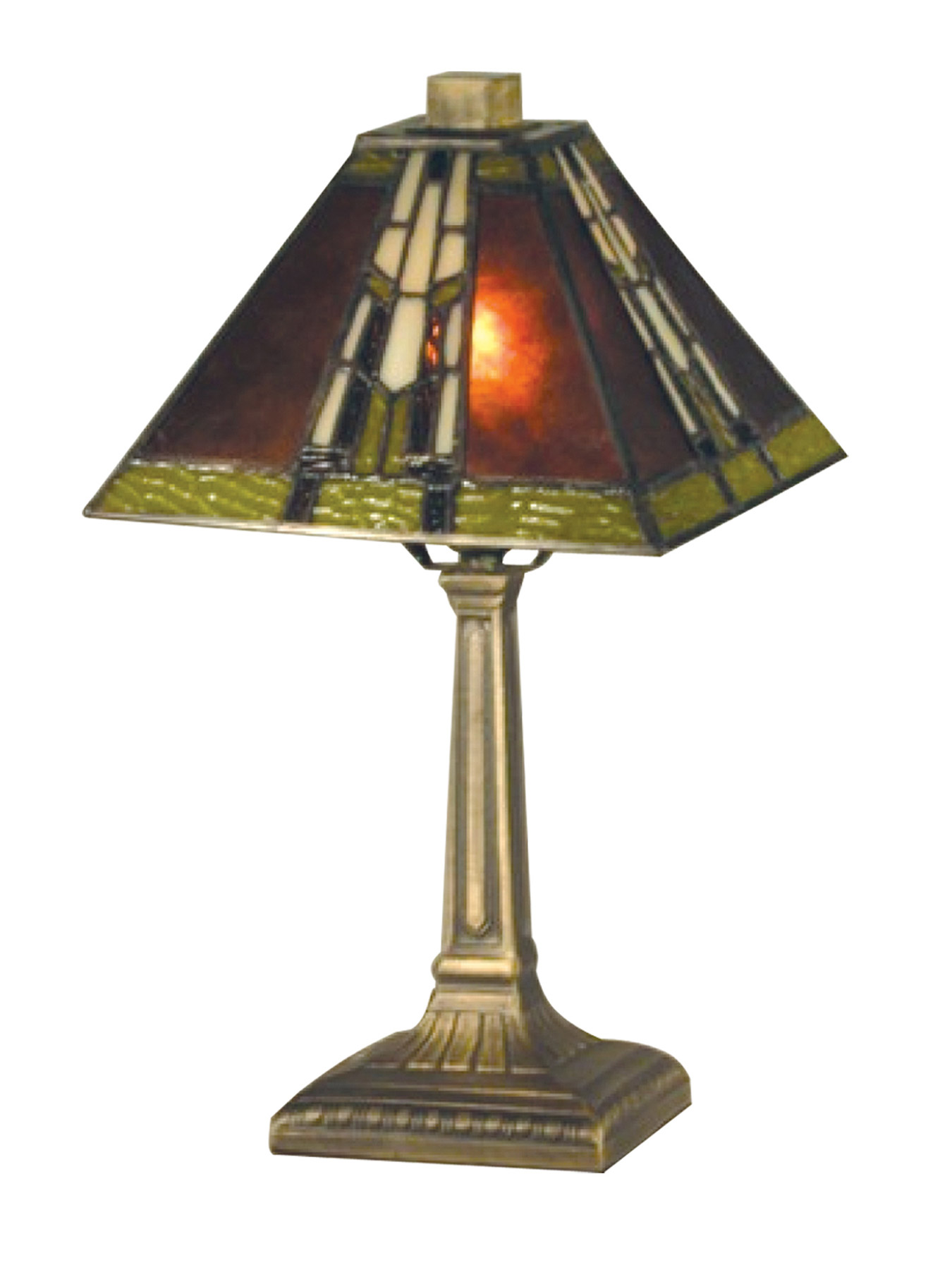 home lamps table lamps accent lamps dale tiffany ta13064. Black Bedroom Furniture Sets. Home Design Ideas