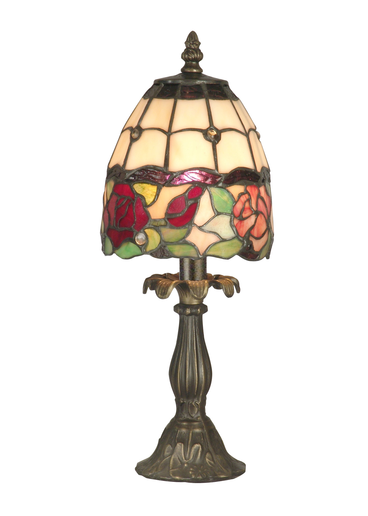 Dale Tiffany Ta70711 Tiffany Enid Miniature Accent Lamp