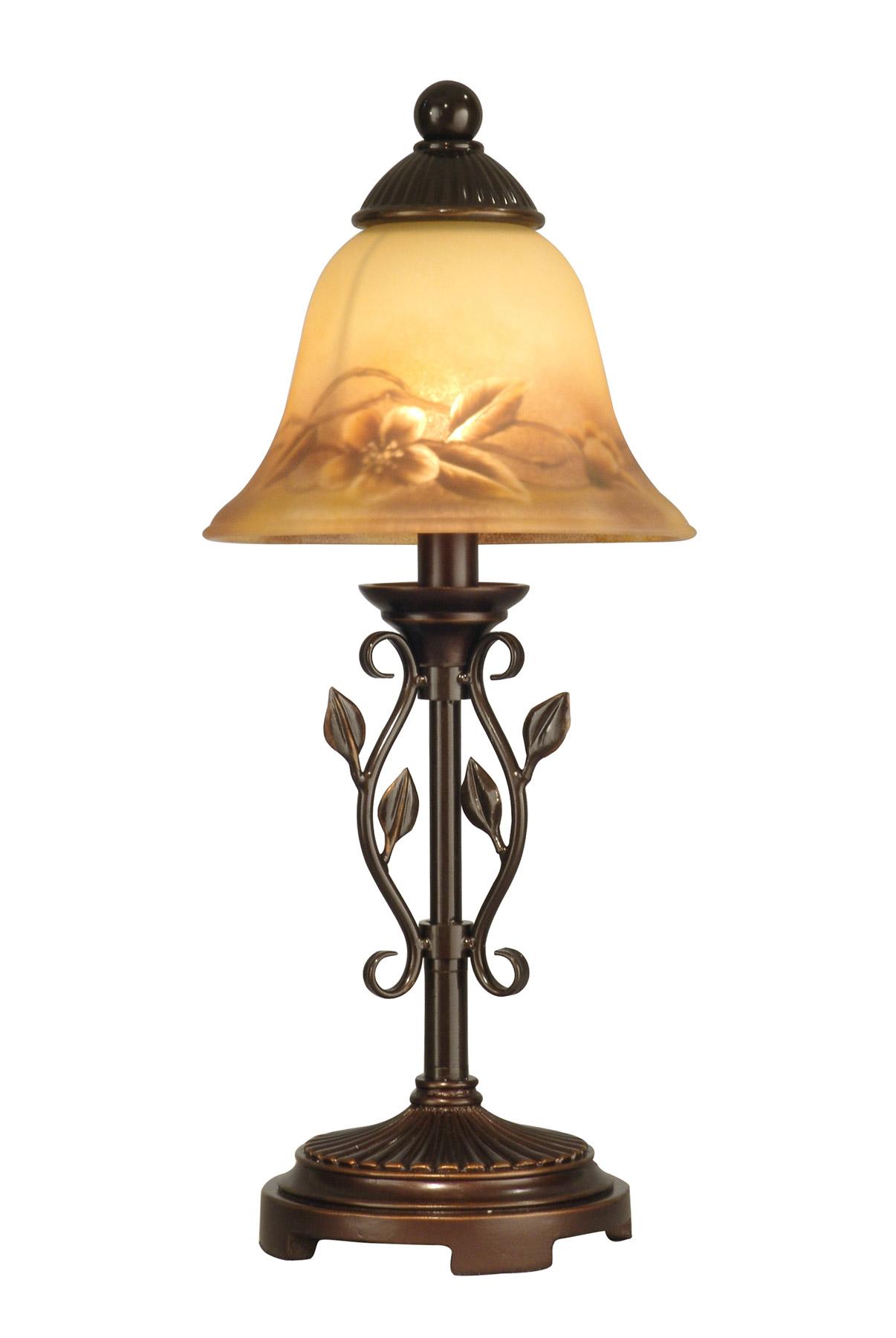 Dale Tiffany Ta80540 Leaf Vine Mini Accent Lamp