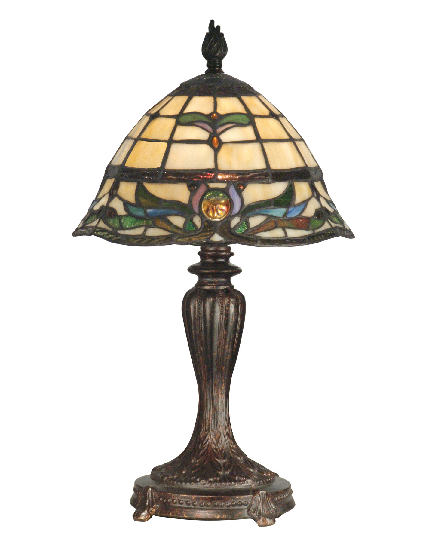 Dale Tiffany Tt10087 Tiffany Accent Lamp