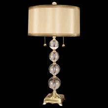 Dale Tiffany GT701217 Crystal Table Lamp