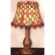Dale Tiffany TA101340 Tiffany Accent Lamp