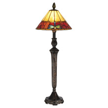 Dale Tiffany TB13087 Tiffany Groveland Buffet Lamp