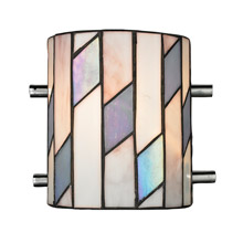 Dale Tiffany TW13015 Tiffany Glacier Modern Wall Sconce