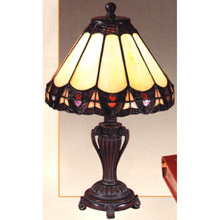 Dale Tiffany 8034/640 Tiffany Monte Carlo Accent Lamp