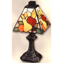 Dale Tiffany TA100122 Tiffany Fruit Accent Lamp